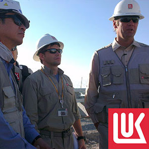 Lukoil Mega Oil Iraq